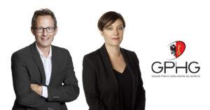 GPHG Elisabeth Saulcy et Hubert Lorenz